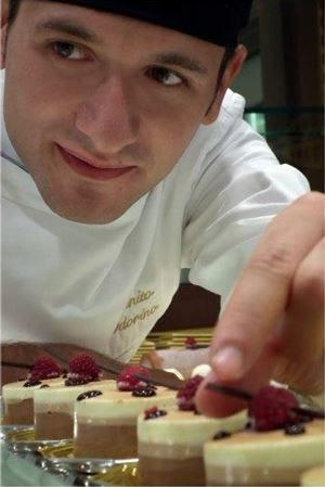Premio Dolce con Nocciola Romana Dopal pasticcere casertano Benito Odorino