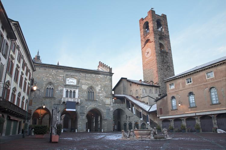 Bergamo tutela il decoro dei borghi No a bazar, gelaterie e fast food