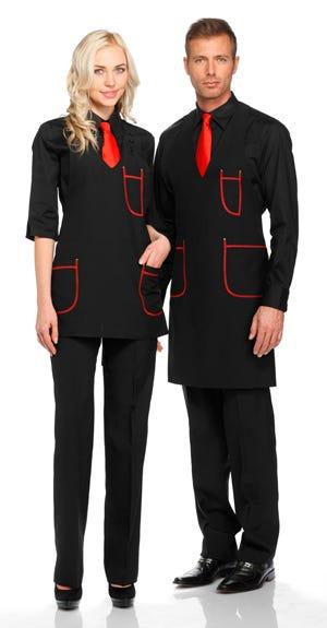 Abbigliamento professionale a SapEur In mostra con Bernardini Divise ... f2fb18575a63