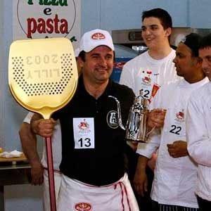 Le pizze migliori a Tirreno Ct Vince il lituano Besir Limani