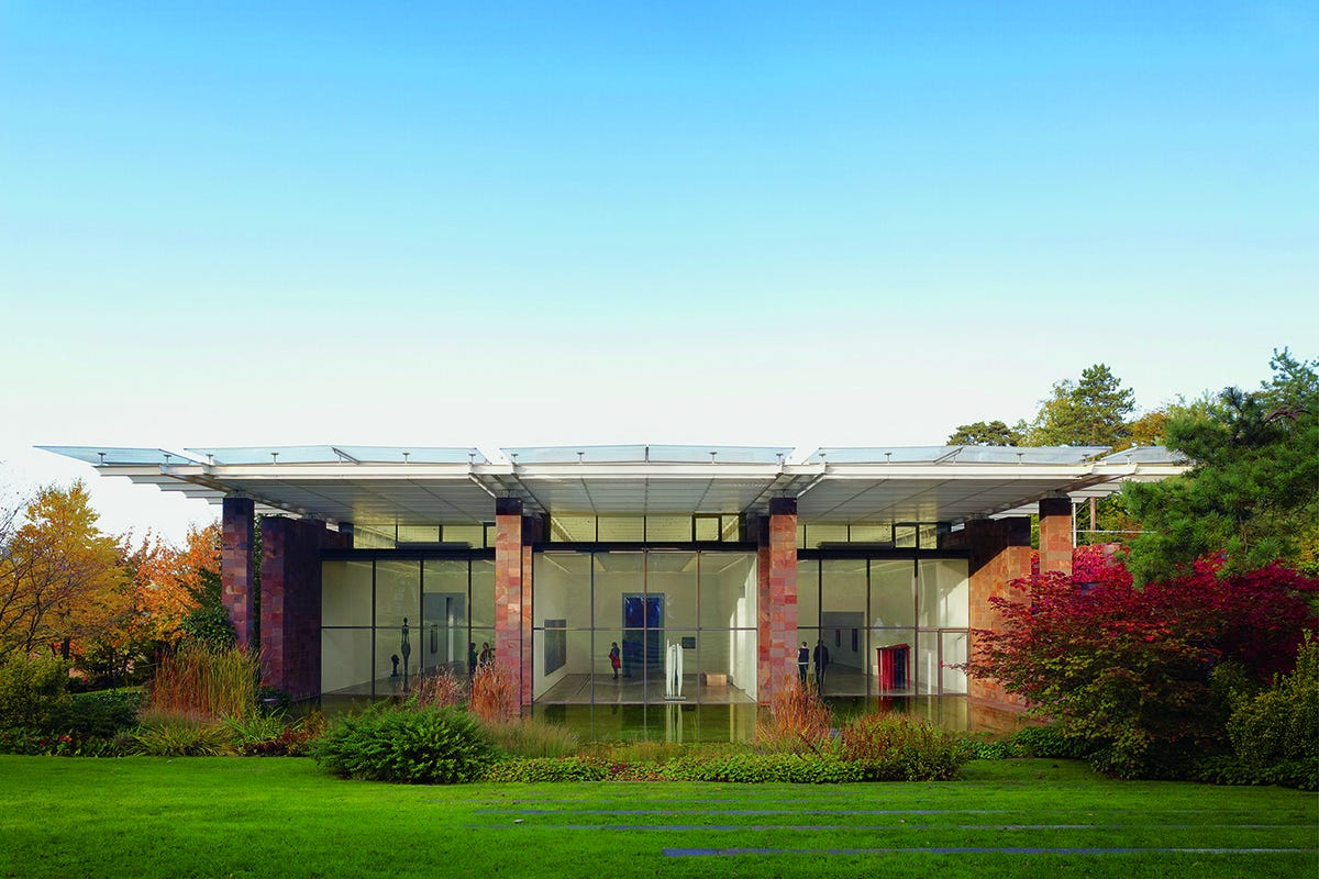 La fondazione Beyeler, progettata da Renzo Piano Arte, architettura ed esperienze: ecco Bailea, la New York della Svizzera