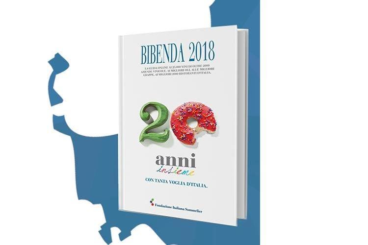 "Bibenda 2018, 598 ""5 Grappoli"" Piemonte primo, poi Toscana e Veneto"