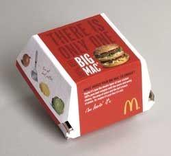 McDonald's annuncia la distribuzione di una confezione globale di ultima generazione