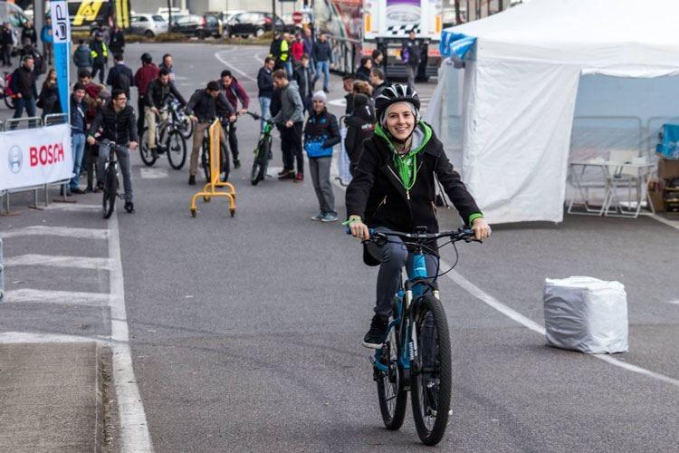 BikeUp, il festival della e-bike raddoppia Prima tre giorni a Lecco, poi a Milano