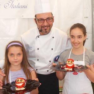 Cucinando si impara! Bambini a scuola di chef a Novegro