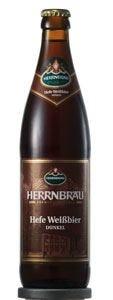 Herrnbräu Weißbier Dunkell la scura dal gusto caramellato
