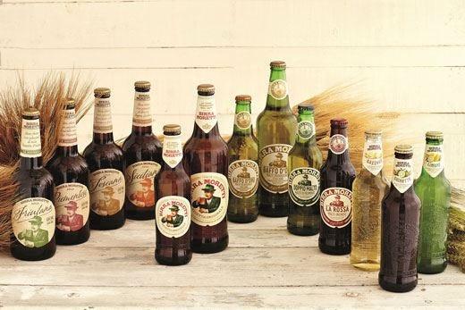 """La Moretti prodotta a Comun Nuovo è """"official beer partner"""" di Expo 2015"""