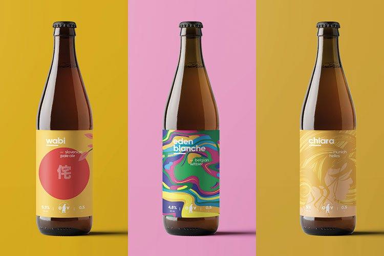Birra OV saluta la primavera con tre etichette rinnovate