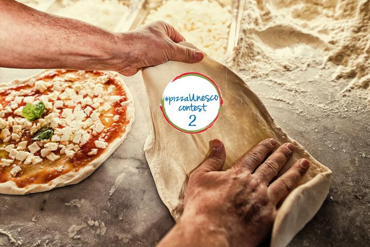 Bis di #pizzaUnesco dopo il  successo 2016 Ricette in arrivo da tutto il mondo