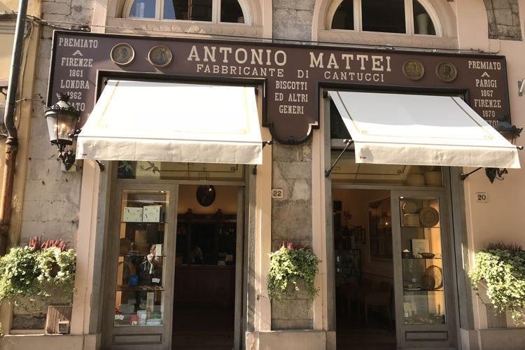 Biscottificio Antonio Mattei Semplicità e tradizione dal 1859