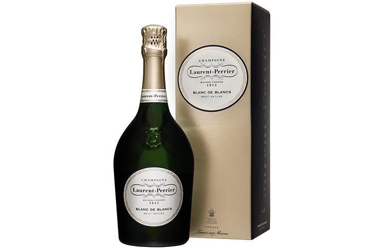 Blanc de Blancs Laurent-Perrier Champagne di grande carattere