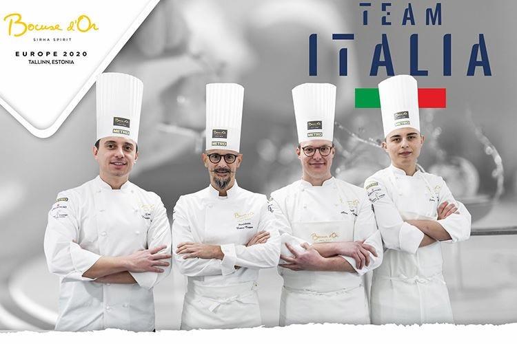 Bocuse d'Or 2021 L'Italia pronta per la sfida di Tallin