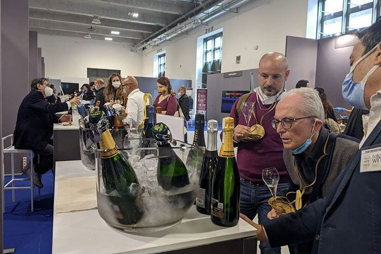 Un successo a Bologna per Bollicine wine festival
