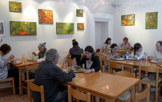 Boom di ristoranti green in italia bologna citt pioniera - La casa continua bologna ...