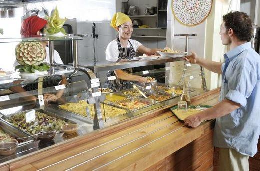 Boom di ristoranti £$green$£ in ItaliaBologna città pioniera del verde a tavola