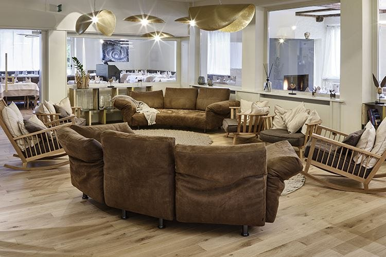 Bonfanti Design Hotel Soft design ai piedi delle Dolomiti