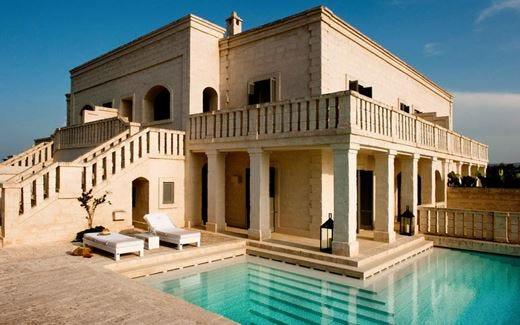 Il resort Borgo Egnazia dei Melpignano rilancia lusso e ospitalità in Puglia