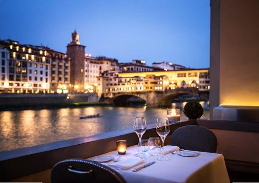 Peter Brunel omaggia Firenze con un menu fumoir d\'autore - Italia a ...