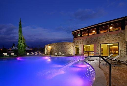 Il Borgobrufa spa Resort di Torgiano riceve l'£$Oscar green$£ di Coldiretti Giovani