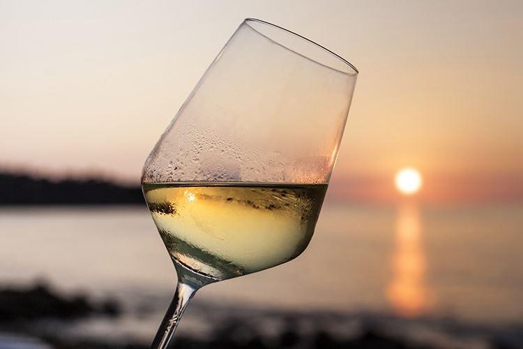 Brindisi e degustazioni Estate di vini in Sicilia