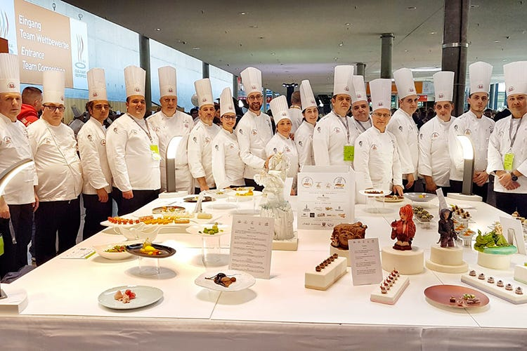 Bronzo alle Olimpiadi di Stoccarda per il Culinary Team ...