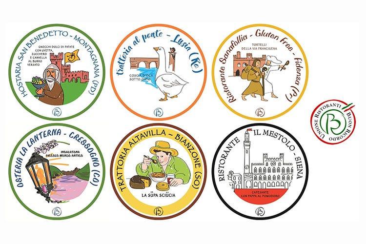 Sei i nuovi ristoranti del Buon Ricordo 2021 - Buon Ricordo, 6 nuovi ristoranti e 4 cambi di specialità
