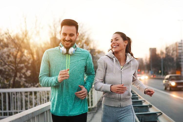 Buon cibo, sport e sonno adeguato Le buone abitudini per la propria salute