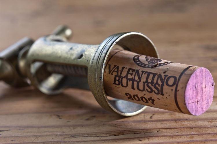 Butussi, i grandi vini friulani all'ombra del Castello Sforzesco