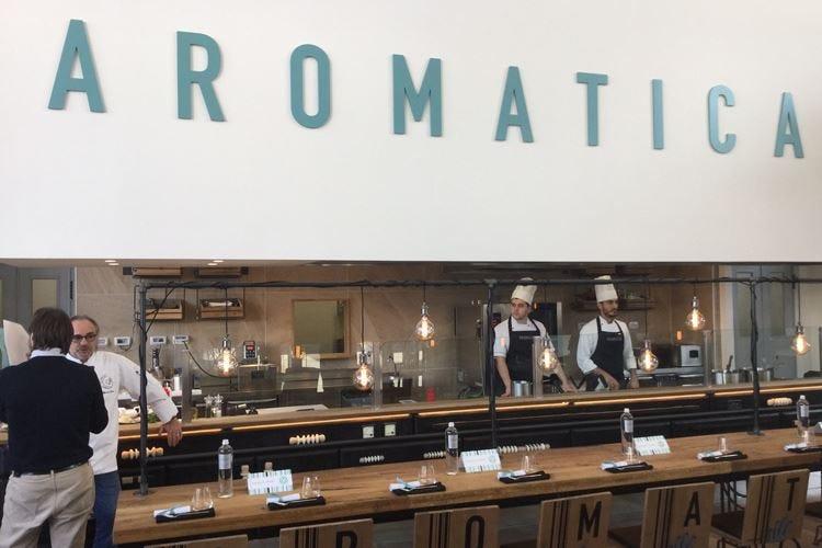 Cir Food apre Aromatica, nuovo concept di alta ristorazione e cucina divulgativa