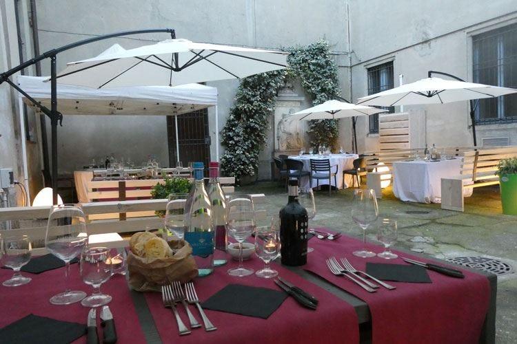 Alla Cà Granda tra storia e cucina Cena al termine del Percorso dei Segreti