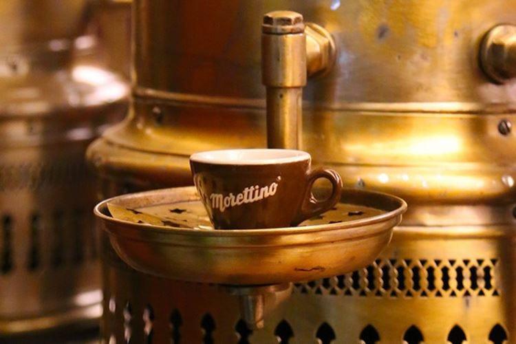 Caffè Morettino apre il suo museo a