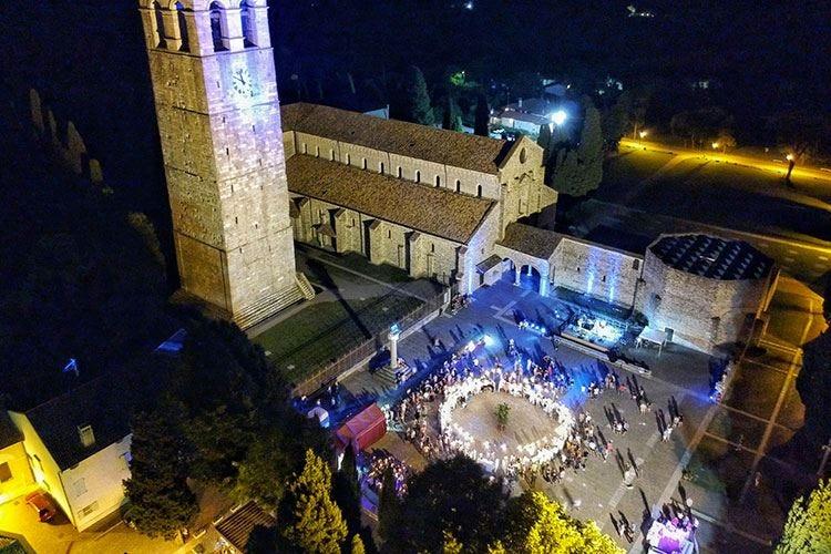 Brindisi, musica e cultura Torna Calici di stelle ad Aquileia