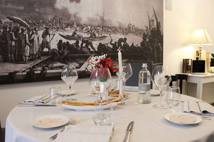 Cambiocavallo Lounge&Restaurant Cucina piemontese, prodotti artigianali