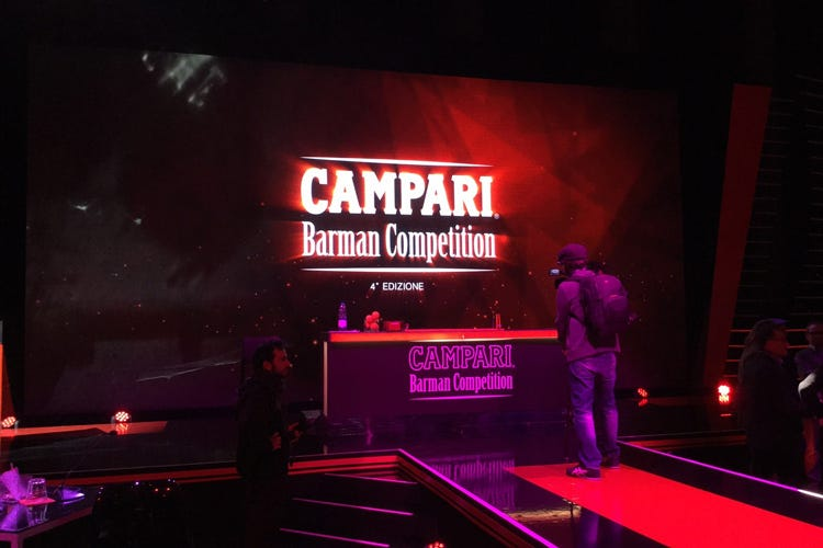 Campari barman of the year 2017 Di Alessandro Pitanti il miglior cocktail
