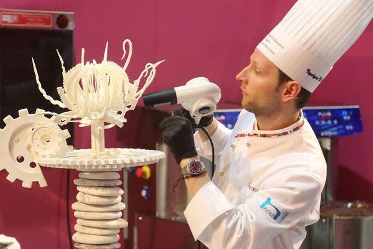 Campionati Mondiali di pasticceria Quattro italiani in gara a Host