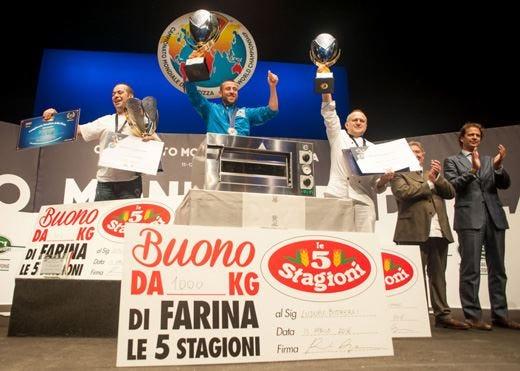 Da Marsiglia a Parma, Ludvic Bicchierai è il miglior pizzaiolo del mondo