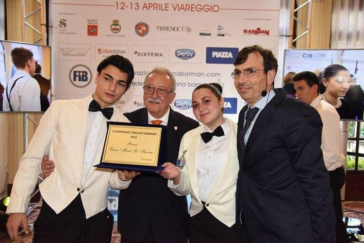 Campionato italiano barman 1.400 cocktail alla 18ª edizione