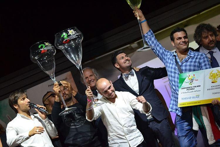 Campionato italiano pizzaioli, 5ª edizione In gara per la miglior pizza tonda