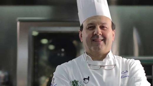 Il Garda in cucina con Carlo Bresciani Il £$Leitmotiv$£? Reinterpretare la tradizione