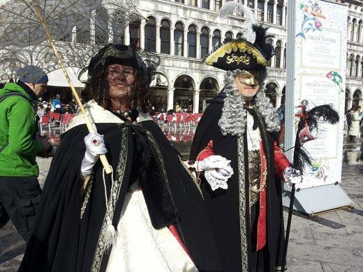 A Venezia anche il Metropole Hotel fra i protagonisti del Carnevale