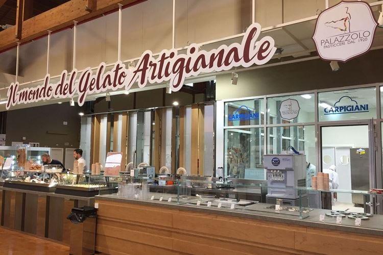Carpigiani protagonista a Fico Assaggi e workshop piacciono ai turisti