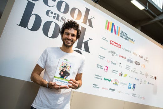 casa cookbook chiude la terza edizione vegan e salute trionfano in ... - Libri Cucina Vegana
