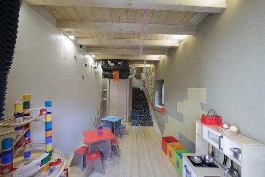 """La Braseria, ristorante a prova di bambini inaugura lo spazio """"Casa Giocattolo"""""""
