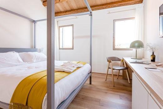 A Burano le residenze diffuse di Venissa esaltano il design made in Veneto