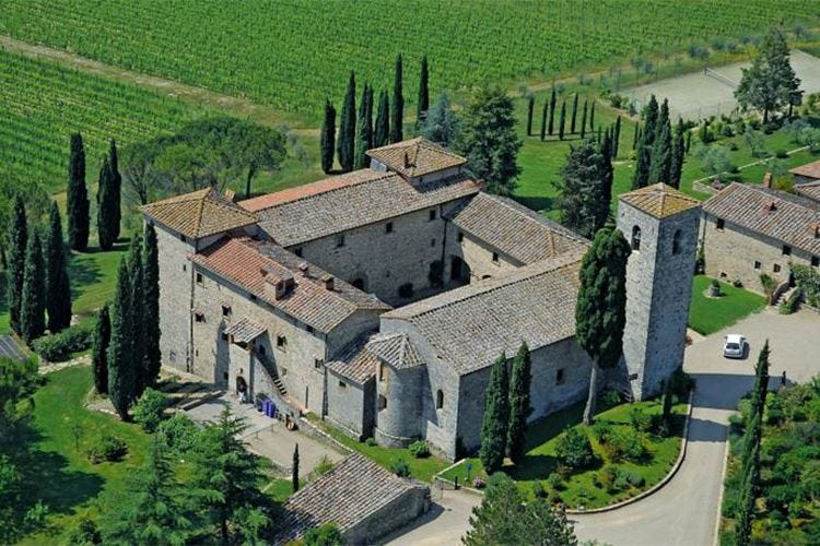 """Continua """"Dining with the stars"""" Alta cucina al Castello di Spaltenna"""