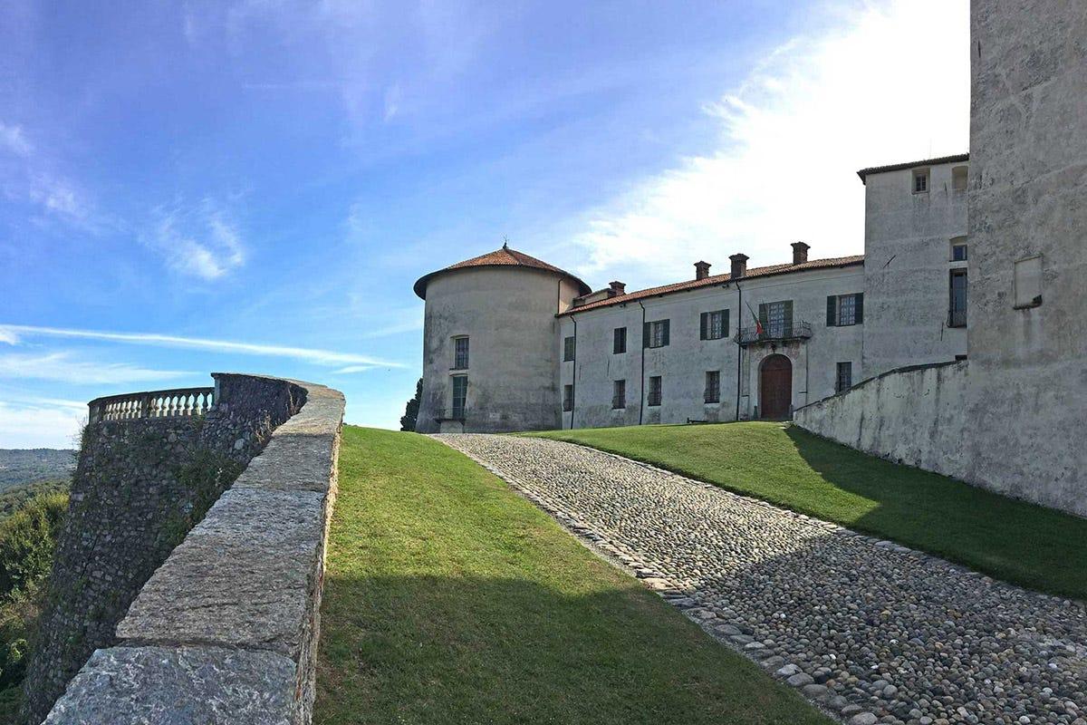 Castello di Masino. Foto Maria Burro 2020 Da Ivrea al Canavese: un viaggio inaspettato