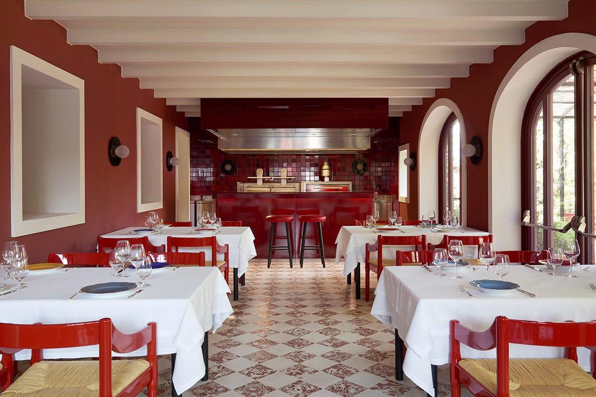 Ferrari, la modenesità di Massimo Bottura in tavola al ristorante Cavallino