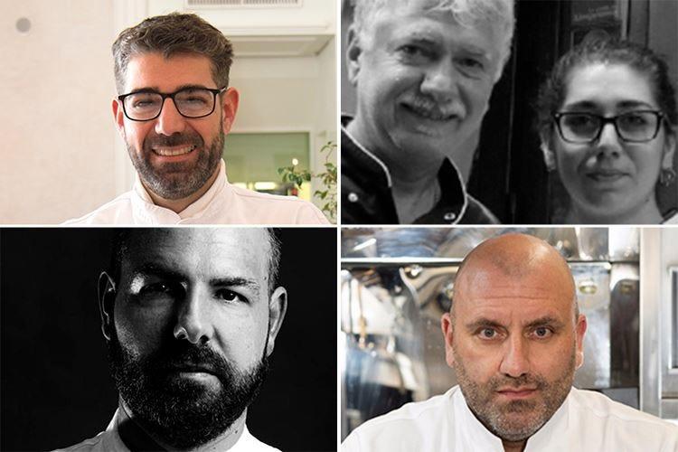 Cene a 8 mani che sanno di Sicilia all'hub di Identità Golose Milano