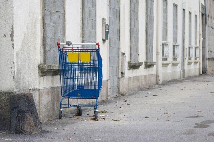 Centri commerciali verso il collasso E i clienti dove mangeranno, online?