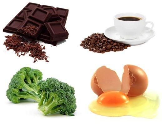 Uova, merluzzo e cioccolato mantengono in forma... il cervello!